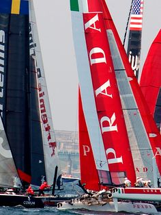 thefullerview:    Americas Cup 2012  David Fuller Photography