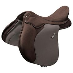 The Wintec 2000 All Purpose Saddle is ideal for participating in multiple disciplines and features a slightly deeper Equisuede seat, offering greater support and enabling a strong balanced rider position.