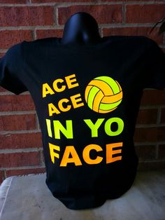 $20 Non bling volleyball shirt available at www.facebook.com/ChickCharm
