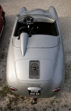 All sizes | Porsche 356B Super 90 Roadster | Flickr - Photo Sharing!