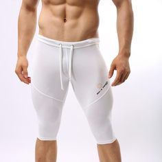Cheap shorts male, Buy Quality men sport shorts directly from China beach short pants Suppliers: BRAVE PERSON Brand Mens Tight Beach Shorts Long Boxer Trunk Male Fitness Bermuda Board Beachwear Workout Shorts Wear Sweatpants Yoga Shorts, Workout Shorts, Men Shorts, Swim Shorts, Men's Swimsuits, Compression Shorts, Sport Pants, Men's Pants, Fashion Pants