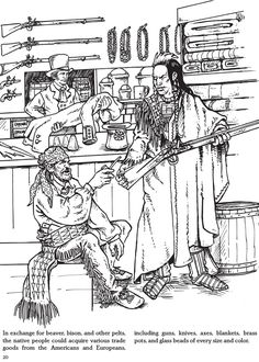 Indian Tribal Coloring Pages. Welcome to Dover Publications  free sample Join fb grown up coloring group Indian Tribes of North America Coloring Book