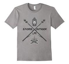 Men's Smores S'mores Outdoor Life T-Shirt 2XL Slate Wilde... https://www.amazon.com/dp/B06W9LPF7N/ref=cm_sw_r_pi_dp_x_OnXPybH84MYSF
