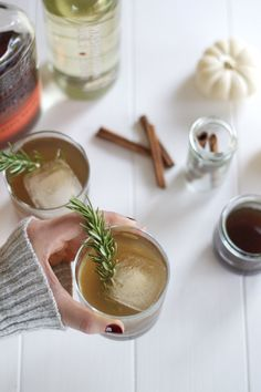 Cinnamon Syrup, Fall Cocktails, Match Making, Moscow Mule Mugs, Apple Cider, Bourbon, Purpose, Child, Recipes