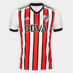 6a4f073ba4b Camiseta Adidas River Plate Alternativa 2 2018 #RiverPlate #Futbol #Football  Football Kits,