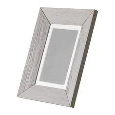 HAVERDAL Kehys ja kehyskartonki, harmaa harmaa 13x18 cm
