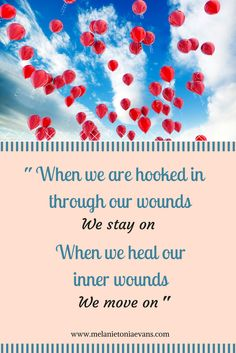 The most important realisations are often the simplest ones. Learn how to heal your inner wounds here: https://www.melanietoniaevans.com/freestarterpackage.htm #liberationfromabuse #narcissisticabuserecovery #thriving