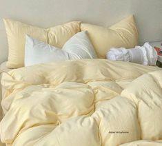 Yellow Comforter Set, Green Bedding, Comforter Cover, Duvet Cover Sets, Boho Bedding, Ruffle Bedding, Set Cover, Floral Bedding, Handmade Duvet Covers