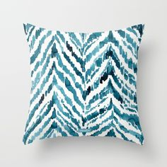 Zebrat Throw Pillow Barbarian By Barbra Ignatiev Bold Boho Chic Home Decor And Accessories