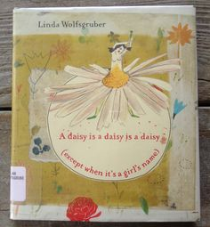 Author/Illustrator:Linda Wolfsgruber Publisher: Groundwood Books, 2011, originally published by Verlag Jungbrunnen, Wien, 2009 Ages: 4 and up Themes:names, feminine names, flowers Opening:Flora,...