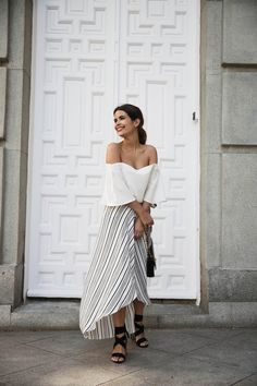 'The vibe in Madrid is relaxed, friendly and buzzing and when it comes to style it's often casual & classic. When spring hits, the streets fill with people and we switch our cars to bikes' Sara, Collage Vintage