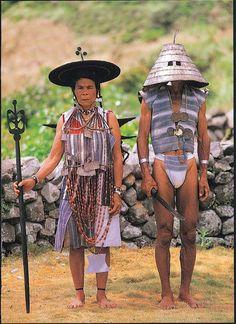 http://www.mytaiwantour.com/ Taiwan Aboriginal Warriors