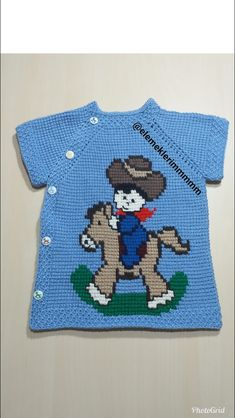 Baby Cardigan Knitting Pattern, Baby Knitting Patterns, Knitted Jackets Women, Cross Stitch Pictures, Knit Jacket, Crochet Animals, Lana, Christmas Sweaters, Vest Coat