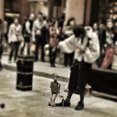 Artisti di strada...