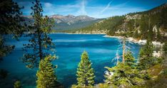 Lake Tahoe view. A trip to a relaxing resort or an inn can rekindle the romance that has taken a back seat to hurried daily life. Top couples weekend getaways in USA include lakeside hideaways, golf & spa resorts, city hotels, coastal escapes for couples, and other romantic weekend ideas.