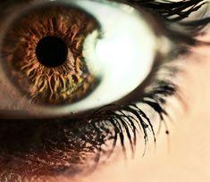 Macro Eye Photography