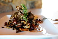 Short ribs with wine and cream sauce  from the Pioneer woman Cooks