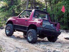 Suzuki Vitara 4x4, Adventure Car, Pink Cars, Mini Trucks, Vroom Vroom, Real Women, Geo, Trailers, Dream Cars