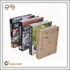 Professional High Quality Hardcover Book Printing