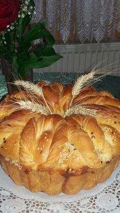 Festive Bread, Bread Recipes, Blueberry, Lemon, Cake, Food, Recipes, Kuchen