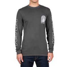 Other shirts can't hold a candle to this long sleeve tee's premium quality.Features:  Long sleeve t-shirt is made from a high grade cotton fabric that offers lasting comfort for years of non-stop wear A garment overd