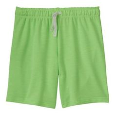 Girls+7-16+SO+Marled+Athletic+Shorts