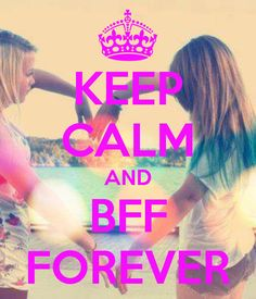 all about me and my bff