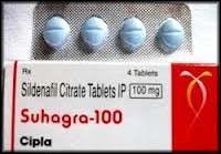 Suhagra 100 mg is medically used as a remedy to treat Erectile Dysfunction. Sildenafil is present in Suhagra 100 mg as its principal component. Sildenafil is used to treat ED in Males (incompetence in males to erect their penis for a longer period of time to enjoy mating).