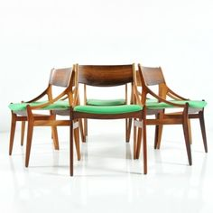 Located using retrostart.com > Dinner Chair by Vestervig Eriksen for Brdr. Tromborg