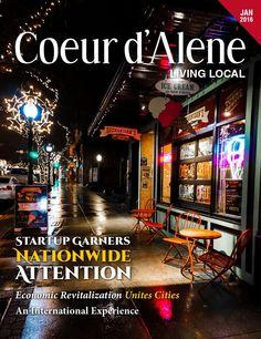 January 2016 Coeur d'Alene Living Local | Coeur d'Alene Idaho | www.cdalivinglocal.com