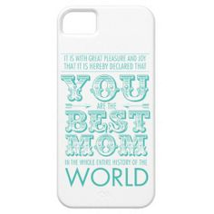 Best mom prize iPhone 5 cases