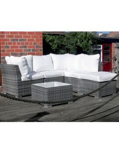 Finlay is a versatile modular sofa that can be used in a number of different ways. <p> This garden modular sofa can be used indoor in your conservatory or outdoor on your patio. Available in Brown, Black or Grey rattan. Comes with really comfortable 10cm cushions. The back pillow cushions are really soft and perfect to sit and relax in. <p> Recommended Accessories: Rain Cover, Sofa Clips <p>Available in Brown, Black or Grey Rattan <p>2 Year Warranty Rattan Sofa, Back Pillow, Cushions, Pillows, Modular Sofa, Outdoor Furniture Sets, Outdoor Decor, Conservatory, Terrace