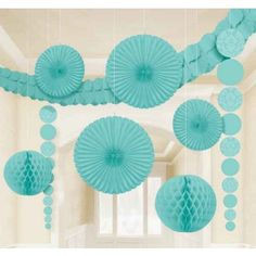 Robins Egg Blue Decorating Kit | 1ct for $14.60 in Blue Party Supplies - Shop By Color - Party Themes