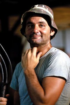 CADDYSHACK, Bill Murray, 1980. (c) Orion Pictures.