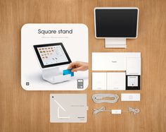 Square Stand is hardware that turns an iPad into a complete point of sale, giving merchants an innovative new way to run their businesses.-SR
