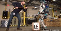 #World #News  Leaked video shows 'nightmare inducing' robot from Boston Dynamics  #StopRussianAggression #lbloggers @thebloggerspost