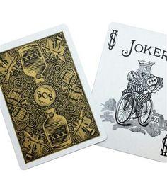 Biking strip poker party