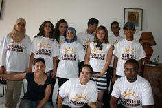 Students in Casablanca Morocco