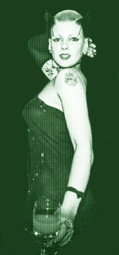 Soo Catwoman (70's punk icon)