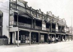 Junction Rd. North Sydney. 1926