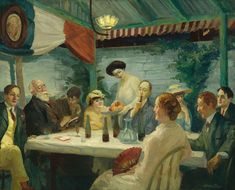 John Sloan | Genre painter | Ashcan School of Art | Tutt'Art@ | Pittura • Scultura • Poesia • Musica