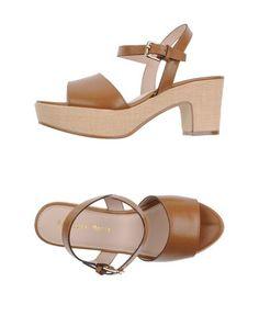 Patrizia motta Women - Footwear - Sandals Patrizia motta on YOOX. For an additional 3% off your order sign up at   http://www.ebates.com/rf.do?referrerid=IR0blIl3xxj30K45w%2BDBVg%3D%3D