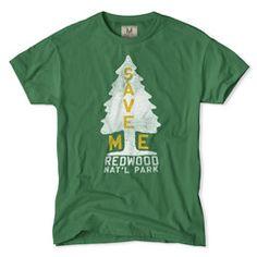 Redwood Forest T-Shirt