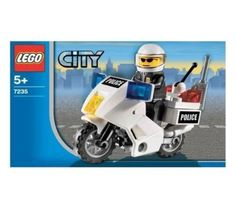 lego city videos for kids | ... LEGO City Police Motorcycle 7235 within Cool Gifts for Kids Store now