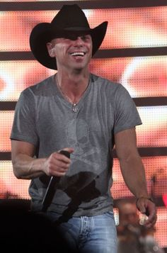 Kenny Chesney performs at RodeoHouston, Reliant Stadium on March 12, 2013. Photo by Mayra Beltran/Houston Chronicle