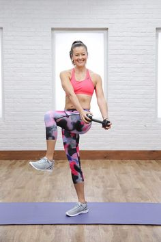 Skip the Crunches in This Quick Standing Abs Workout