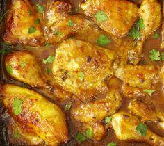 Indické máslové kuře , Foto: isifa.com
