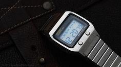 Seiko Quartz LC James Bond digital watch, The Spy Who Loved Me Vintage Seiko Watches, Spy Who Loved Me, Timex Watches, Watch Photo, Casio G Shock, James Bond, Digital Watch, Cool Watches, Saul Goodman