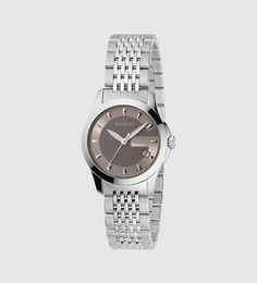 g-timeless small stainless steel watch
