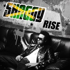 In stores in Europe now: Shaggy's new 2012 album Rise!